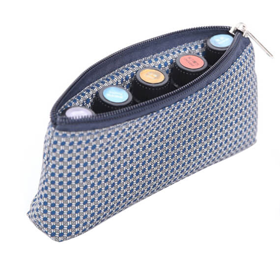 essential oil bag zipper stylish essential oils travel case