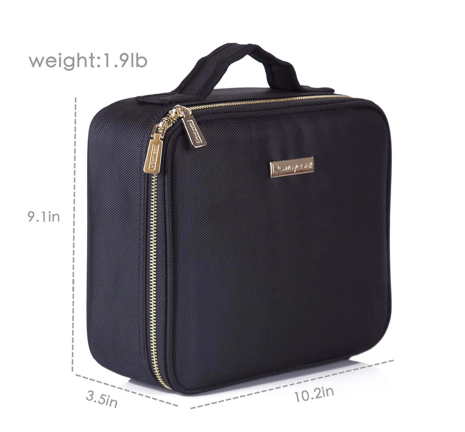 makeup case customized waterproof travel EVA cosmetic bag Effect picture