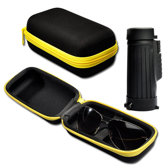 Sunglasses Case Custom Logo Universal Travel Glasses Case
