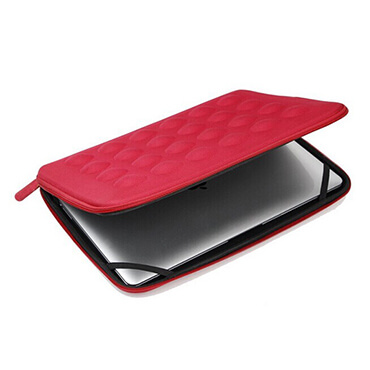 Travel Business Notebook Tablet Case Laptop Sleeve a front