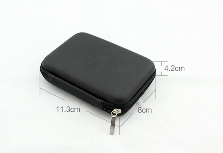 Earphone Powerbank Mobile Phone Accessories Case size