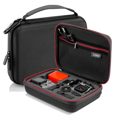 EVA Travel GoPro Camera Accessories Case A Front