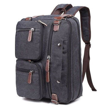 Man Briefcase Laptop Business Bag All