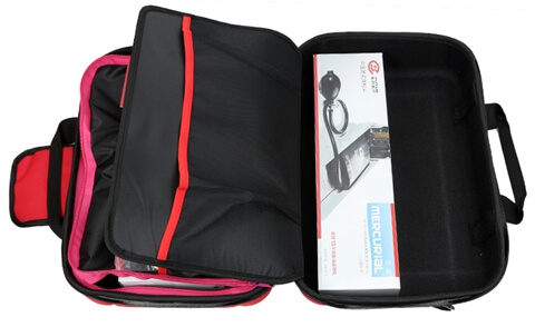 Travel Hard Case Cover First Aid Kit Bag top