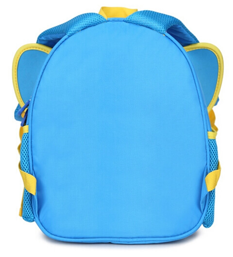 Child New Design Kids School Bag back