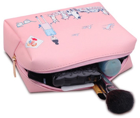 Cosmetic Beauty Bag Travel Handy Organizer Pouch big