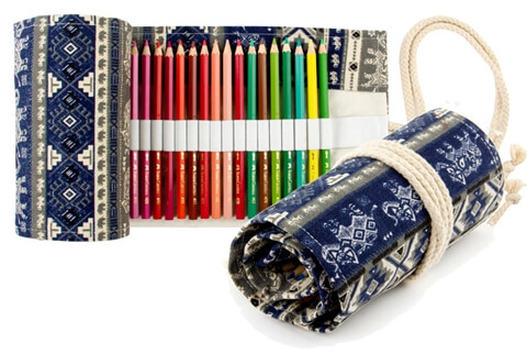 Pencil Roll Bag Whole