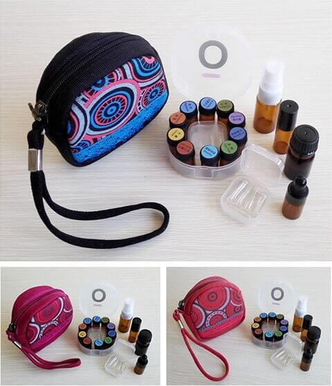 Carrying Essential Oil Bag For Young Living And doTERRA other