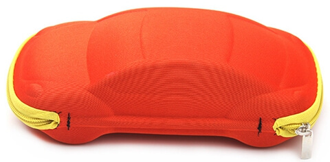 Eye Care Glasses Sunglass Eyeglass cases orange