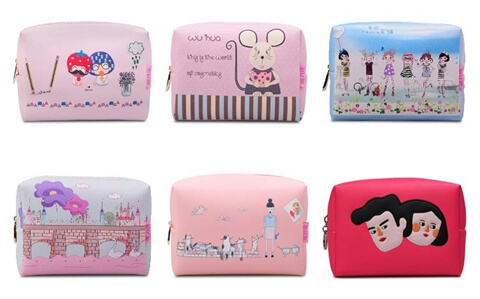 Wholesale Carry Travel Cosmetic Make Up Bag Pouch more choose