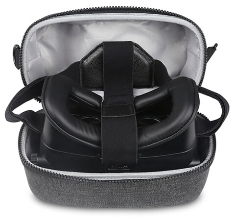 Wholesales Carry Custom VR Storage Case  VR headset