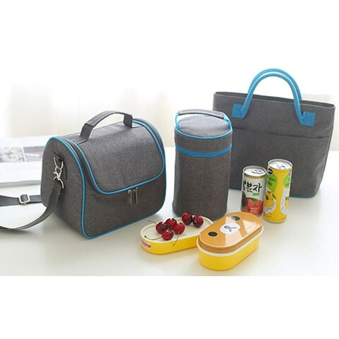 Reusable Lunch Bags three