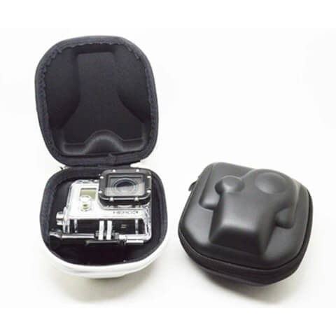 Carrying Outside Sport Camera Gopro Case FRONT