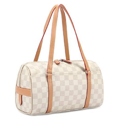 Duffle Lady Luggage Hand Bag front