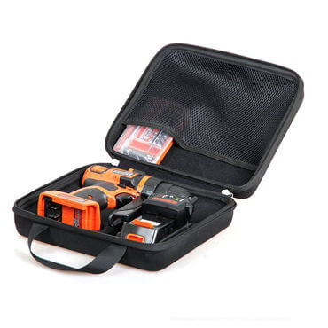 Electric Drill Accessories Hard EVA Tool Case