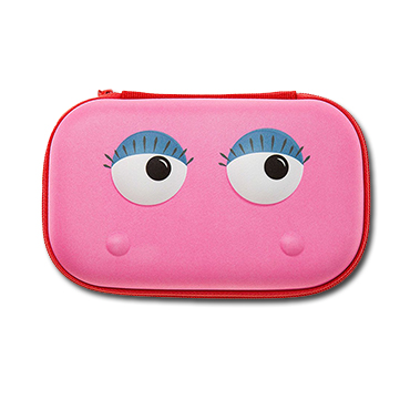 Custom Wholesale EVA Kids Pencil Case