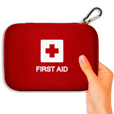 Customized EVA Carrying First Aid Storage Bag