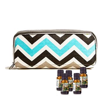 Fashion Travel Storage Essential Oil Bags Cases