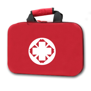 Travel Hard Case Cover First Aid Kit Bag
