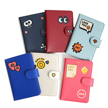 Wholesale Travel PU Leather RFID Passport Holder