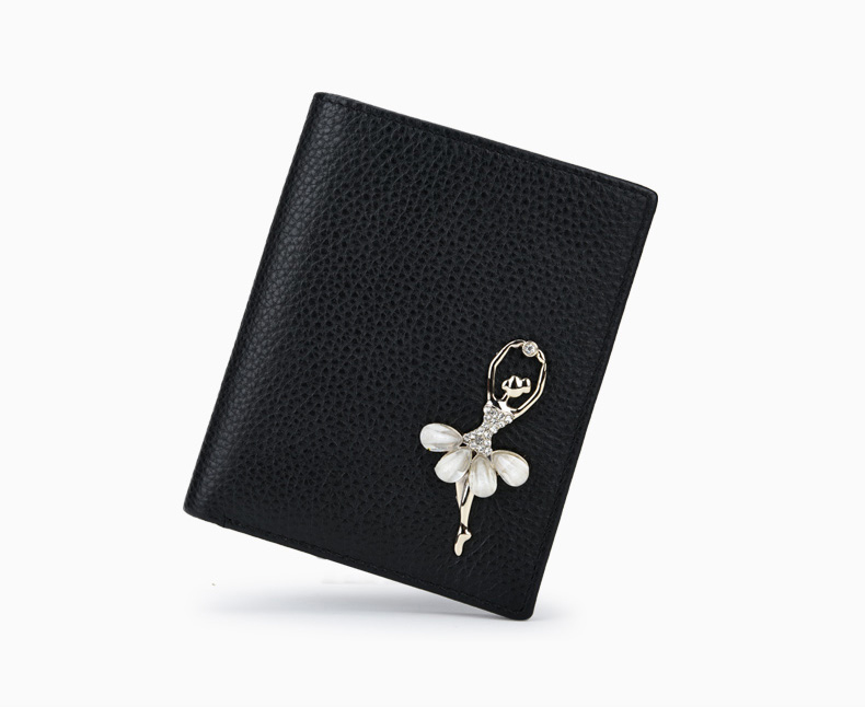 Smart Minimalist Lady Slim Wallet Effect picture