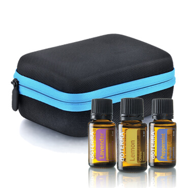 12 Bottle Essential Oil Carrying Cases Box