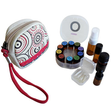 Carrying Essential Oil Bag For Young Living And doTERRA