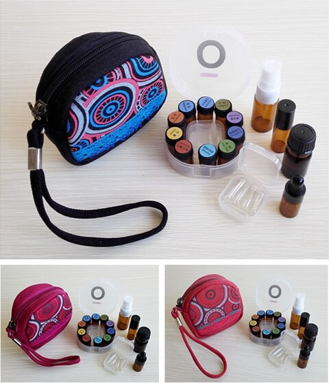 Carrying Essential Oil Bag For Young Living And doTERRA Effect picture