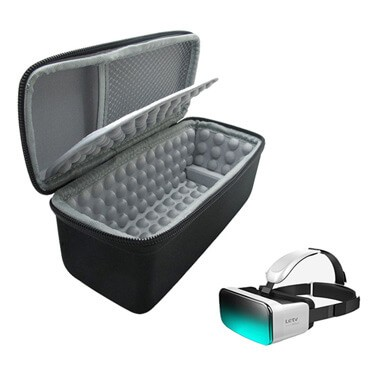 3D Virtual Glasses VR Case