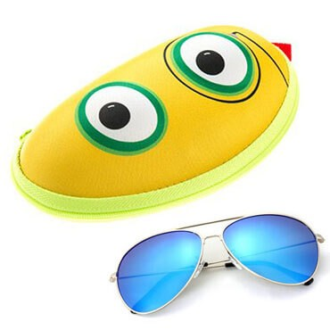 Children Small Hard Shell Eyeglass Case