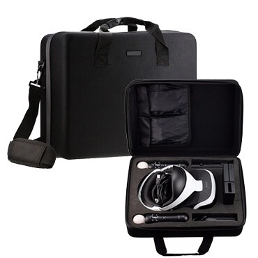 VR PSVR Headset Accessories Case