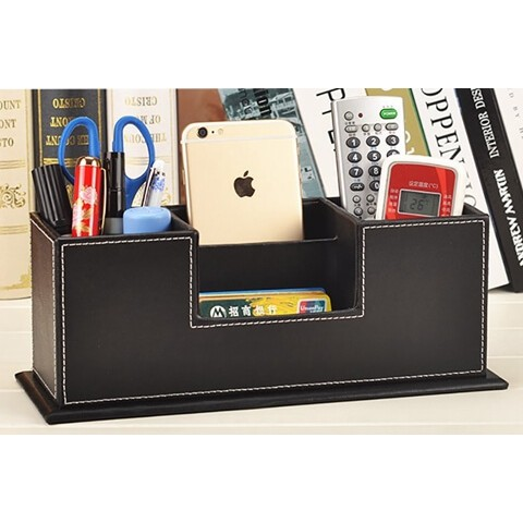 Desk Organizer Set Office Accessories Holder Effect picture