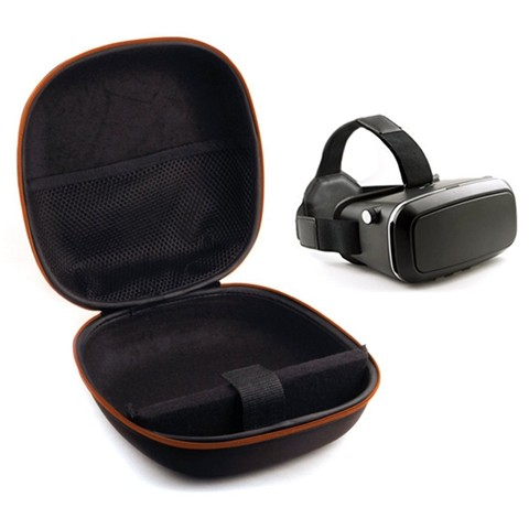 3D Virtual Reality VR Glasses Headset Case Effect picture