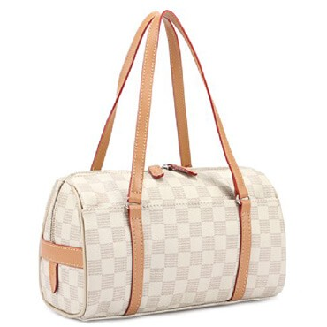 Duffel Lady Luggage Hand Bag