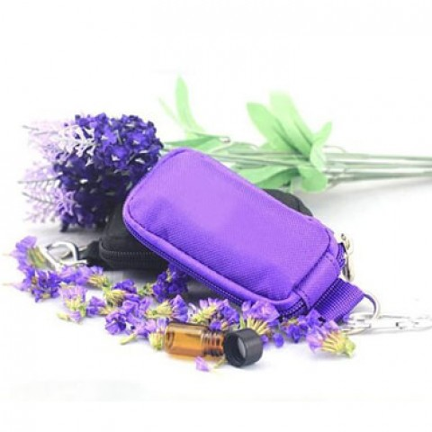 Keychain Travel Essential Oil Bag Effect picture