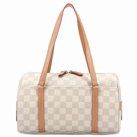 Duffel Lady Luggage Hand Bag Effect picture